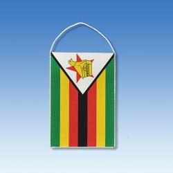 Zimbabwe stolová zástavka