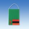 Zambia stolová zástavka