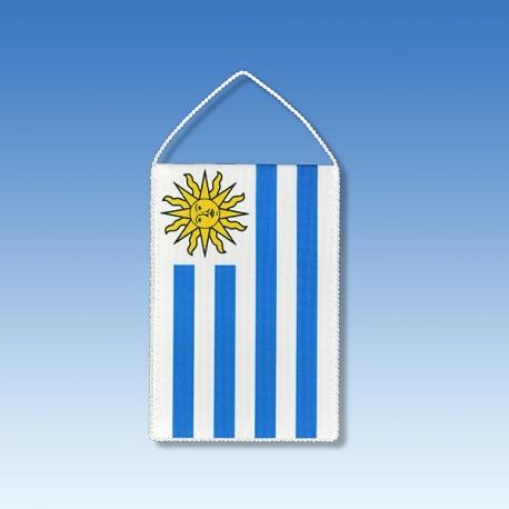 Uruguay stolová zástavka