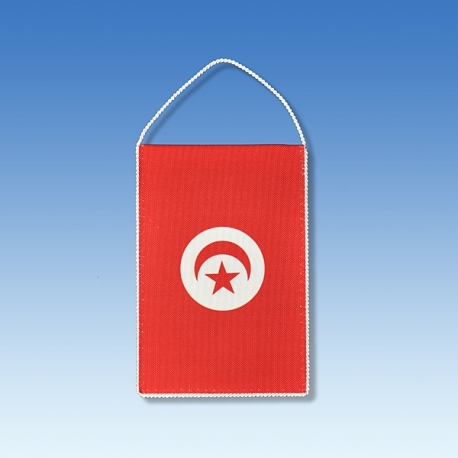 Tunis stolová zástavka