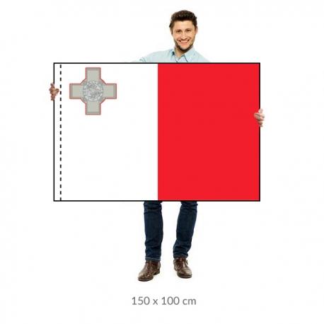 Malta vlajka
