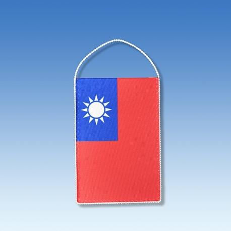 Taiwan stolová zástavka