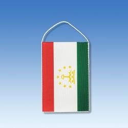 Tadžikistan stolová zástavka