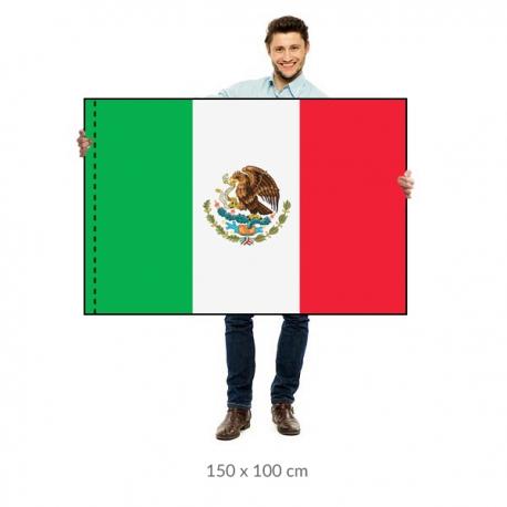 Mexiko vlajka