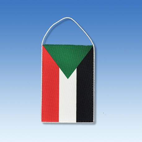 Sudán stolová zástavka