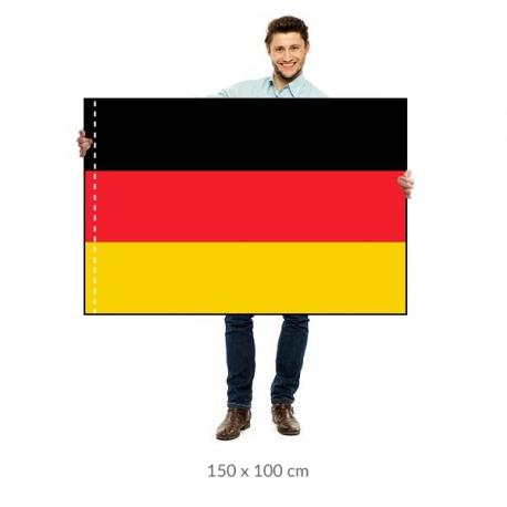 Nemecko vlajka
