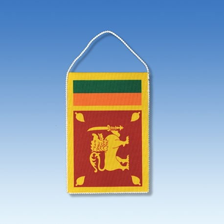 Srilanka stolová zástavka