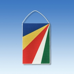 Seychely stolová zástavka