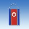 Severná Kórea stolová zástavka