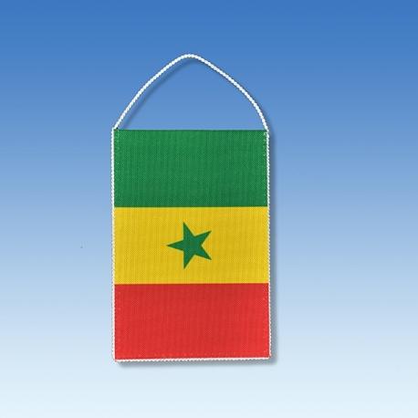 Senegal stolová zástavka