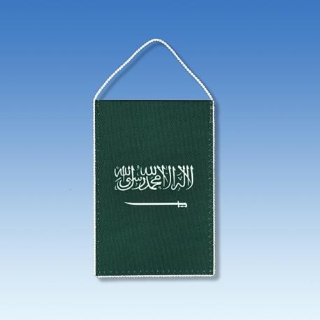 Saudská Arábia stolová zástavka