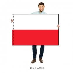Poľsko vlajka