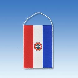 Paraguay stolová zástavka