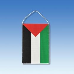 Palestína stolová zástavka