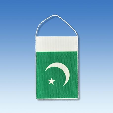Pakistan stolová zástavka