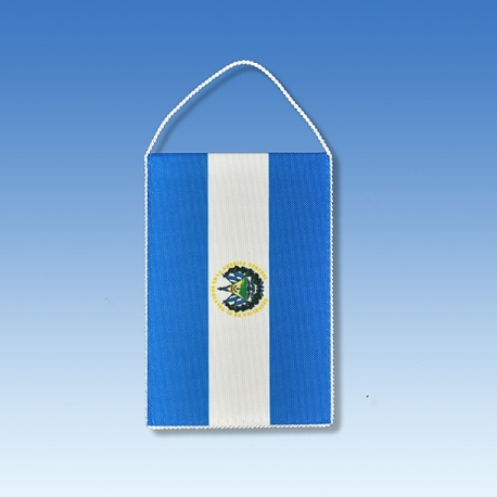 Nikaragua stolová zástavka