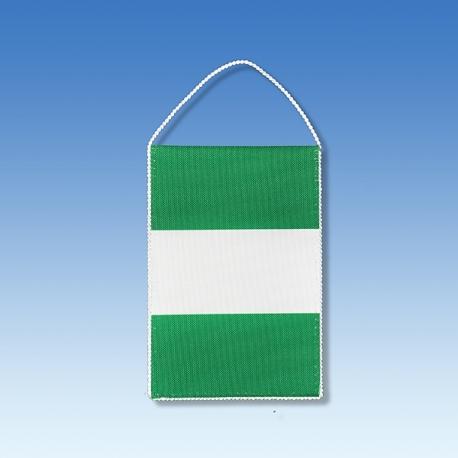 Nigéria stolová zástavka