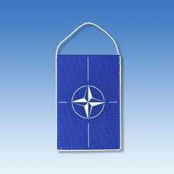 NATO stolová zástavka