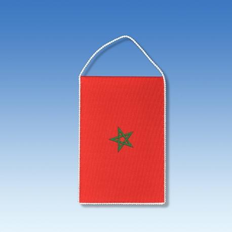 Maroko stolová zástavka