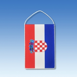 Chorvátsko stolová zástavka