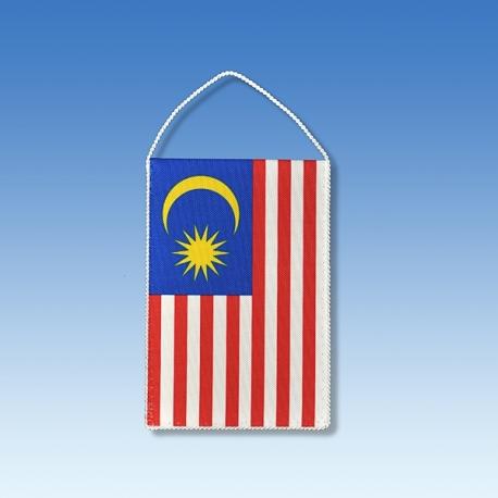 Malajzia stolová zástavka
