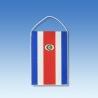 Kostarika stolová zástavka