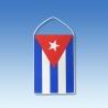 Kuba stolová zástavka