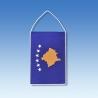 Kosovo stolová zástavka