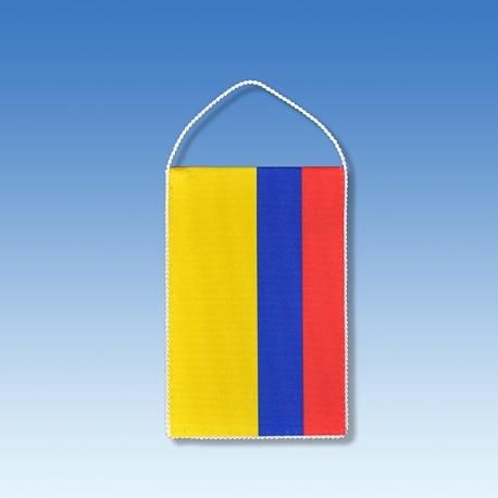 Kolumbia stolová zástavka