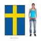 Švédsko vlajka