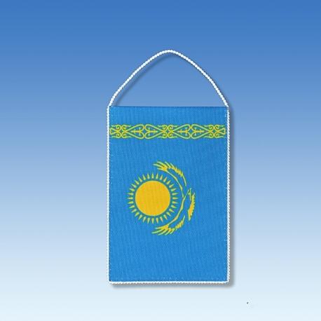 Kazachstan stolová zástavka