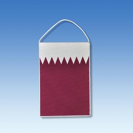 Katar stolová zástavka