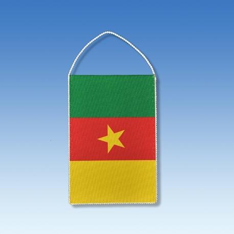 Kamerun stolová zástavka
