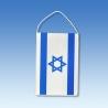 Izrael stolová zástavka