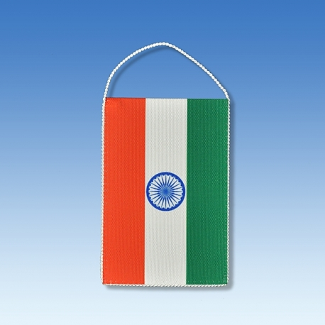 India stolová zástavka