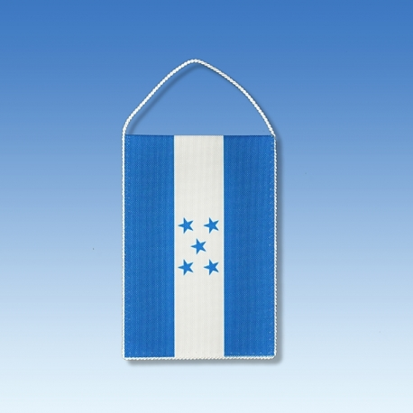 Honduras stolová zástavka