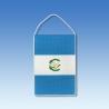 Guatemala stolová zástavka