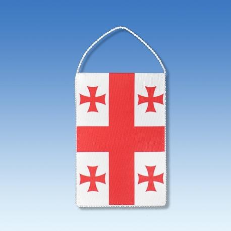 Gruzínsko stolová zástavka
