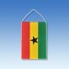 Ghana stolová zástavka