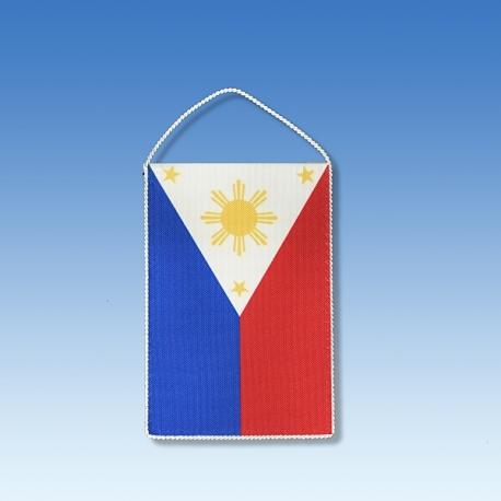 Filipíny stolová zástavka