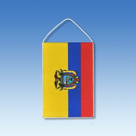 Ekvádor stolová zástavka