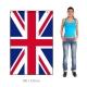 Veľká Británia vlajka