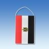 Egypt stolová zástavka