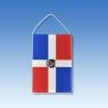 Dominikánska republika stolová zástavka