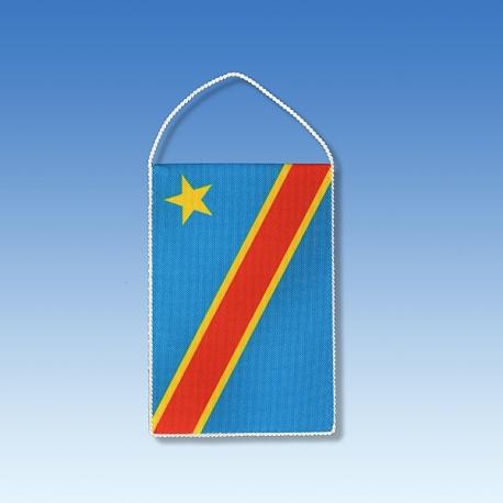 Kongo stolová zástavka