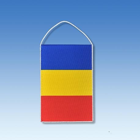 Čad stolová zástavka