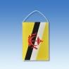Brunej stolová zástavka