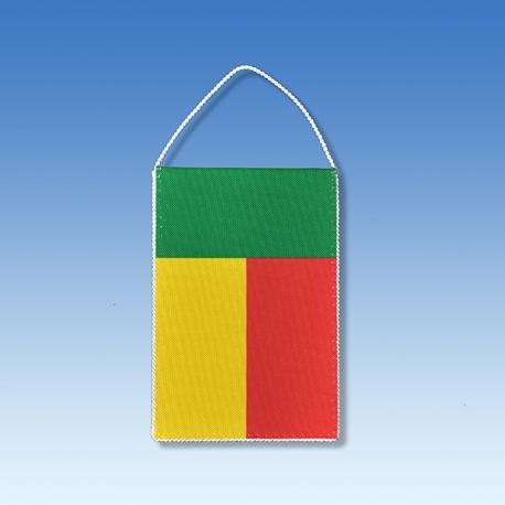 Benin stolová zástavka