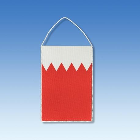 Bahrajn stolová zástavka