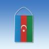 Azerbajdžan stolová zástavka